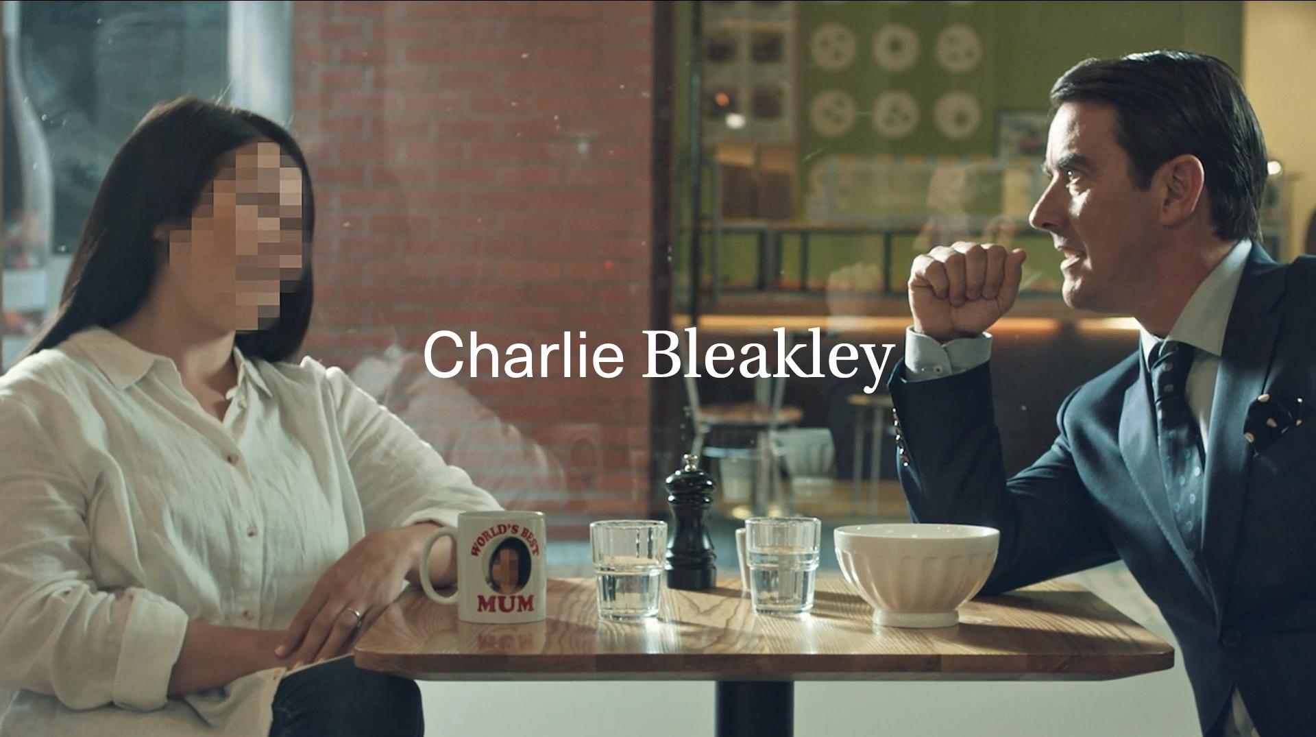 Charlie Bleakley